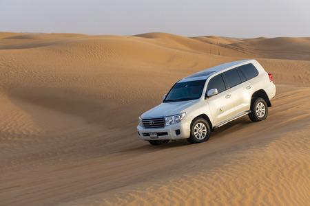 Safari por el desierto en Dubai