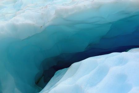 Blue ice Banco de Imagens - 9137129