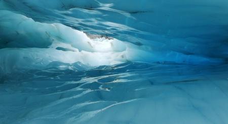 Blue Ice Banco de Imagens