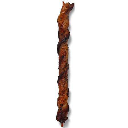 bacon grill stick grilled, Beautiful Food , High Quality