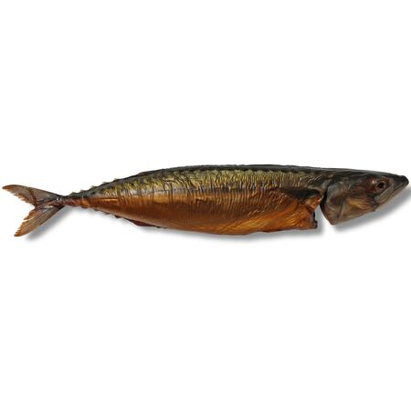 smoked mackerel, Beautiful Food , High Quality Фото со стока