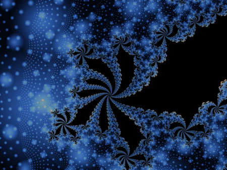 best background abstract fractals , high quality