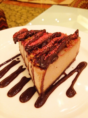 mouth watering: Mouth watering cheesecake