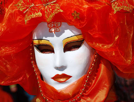 beauty mask: Venetian Mask