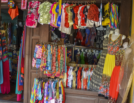hoi an: Clothes shop in Hoi an, Quang Nam, Vietnam