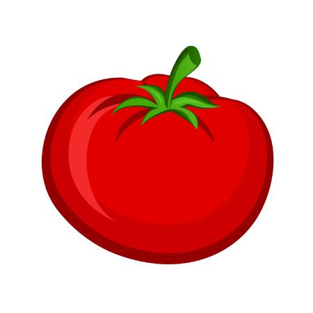 vegetable cartoon: Tomatto