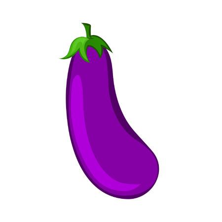 aubergine: Eggplant Illustration