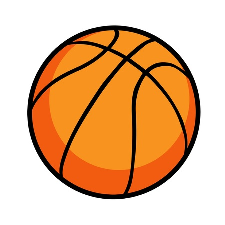 Basket Ball Stock Vector - 11029609