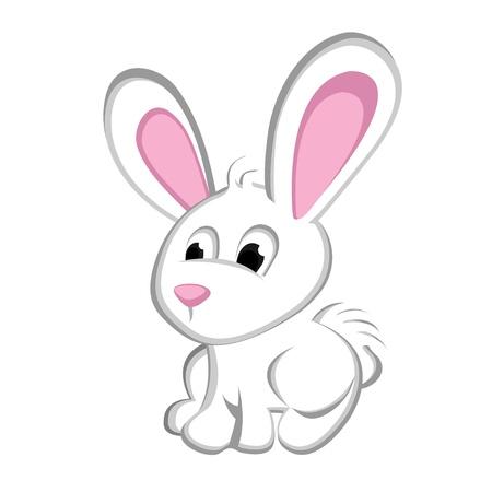 lapin blanc: Blanc lapin