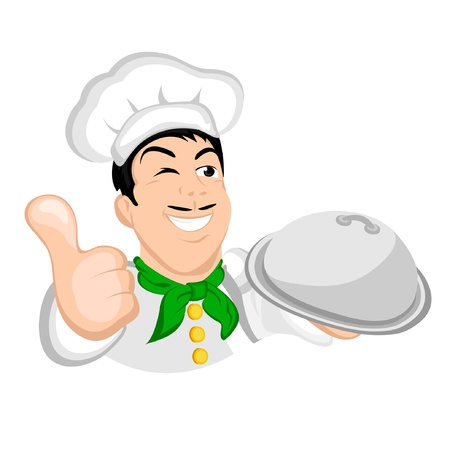 chef Stock Vector - 13508588