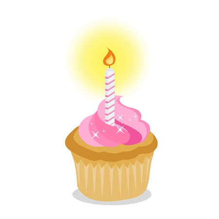 Cupcake Stock Vector - 13510072