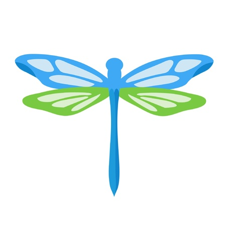 Dragonfly Stock Vector - 13510076