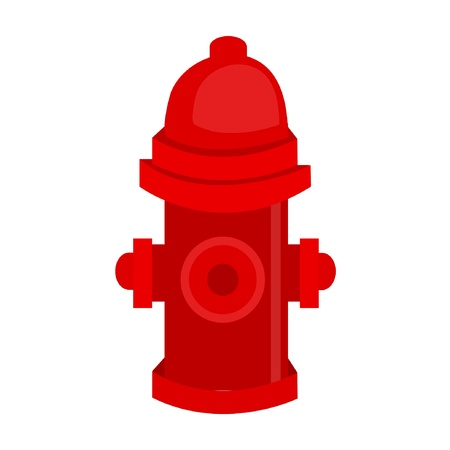 Fire Hydrant Stock Vector - 13888728