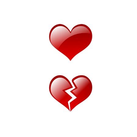 Hearts Stock Vector - 17964309