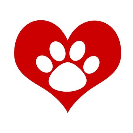 patas de perros: Con Amor