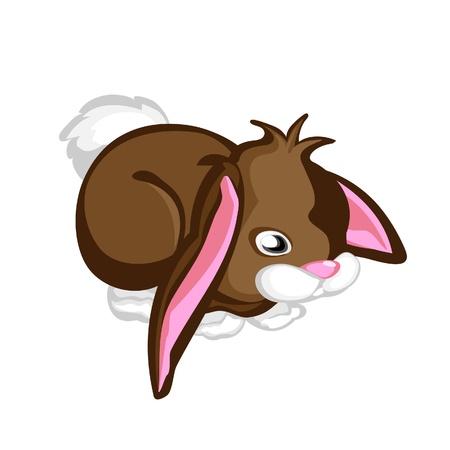 mustaches: Little Rabbit