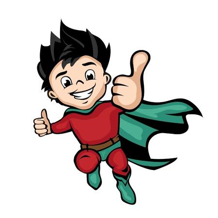 super man: boy