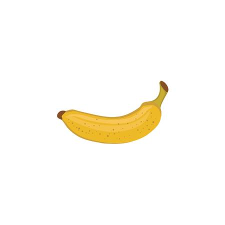 Vector Fruits - Ripe banana