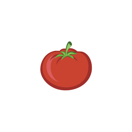 Vector Vegetables - Tomato