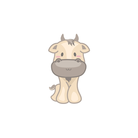 baby goat: Baby Goat Illustration