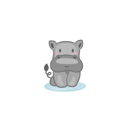 Hippo 矢量图像