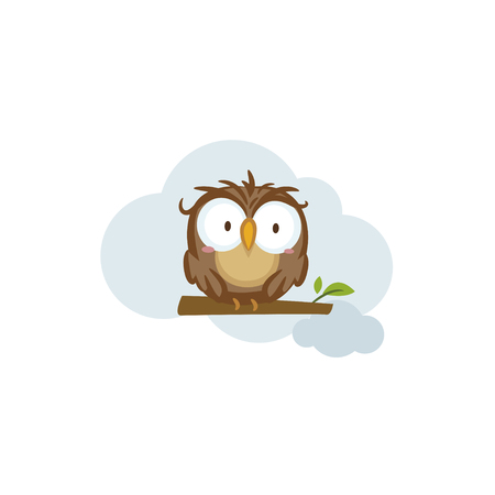 Owl 矢量图像
