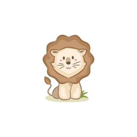 Lion 矢量图像