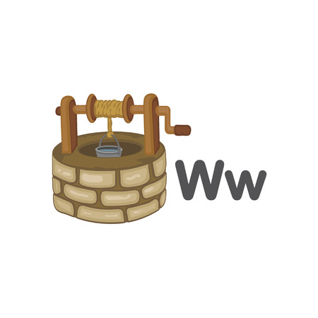 W is for Well