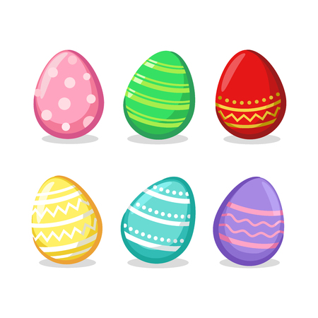 Set of Eggs can be used for easter eggs