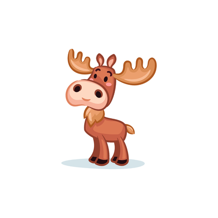 Christmas Vectors - Moose