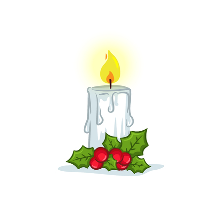 Christmas Vectors - Candle