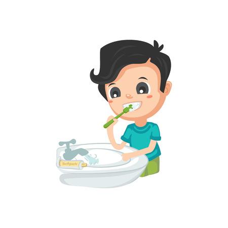 Good Habits - Brushing Teeth