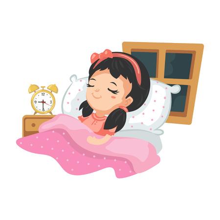 Buenos hábitos: dormir temprano