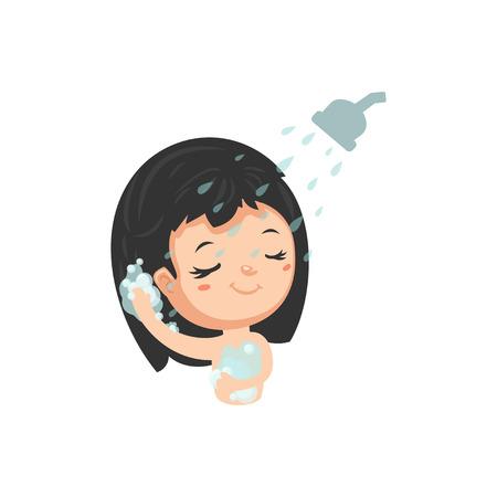 Bonnes habitudes - Prendre une douche