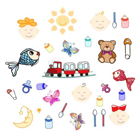 niples: Ni�os felices con los juguetes