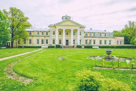 Manor at Krimulda, Layvia. Now its rehabilitation centre. 2017