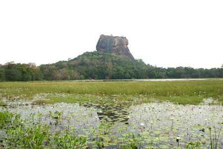 sigiriya: 8th wonder of the world - Sigiriya - Sri Lanka.