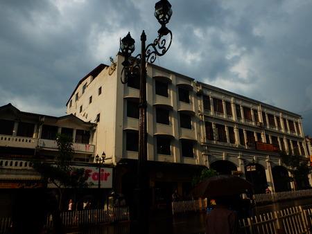 kandy: Street at Kandy