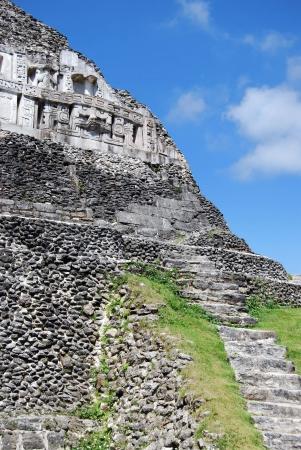 Xunantunich Mayan Ruins in Belize photo