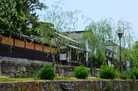 okayama: Kurashiki, histric town in Okayama, Japan