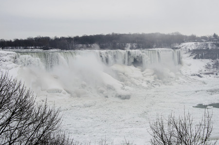 Niagara Falls in Winter photo