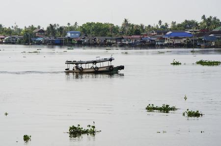 chao: Chao Phraya river Stock Photo