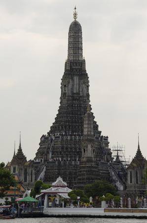 wat arun: Wat Arun Stock Photo