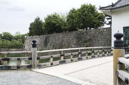 Nijojo-Castle in Kyoto, Japan