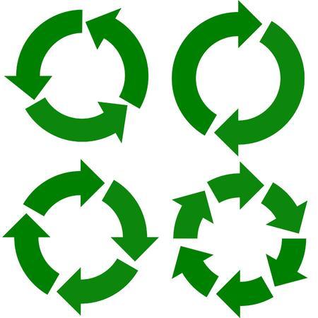 move arrow icon: alrededor de flecha Vectores