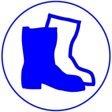 electrical safety: wear safety shoes