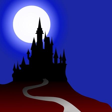 horror castle: casa embrujada