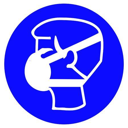 danger chimique: Porter un masque de poussi�re