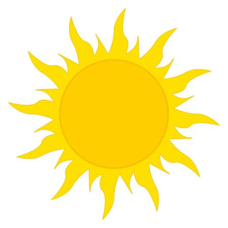 sun icon Stock Vector - 3383900