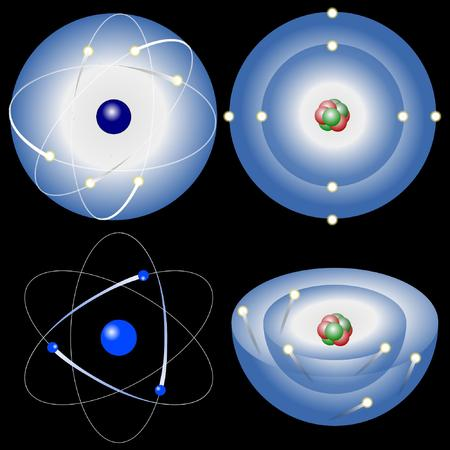 nuclear fission: atom